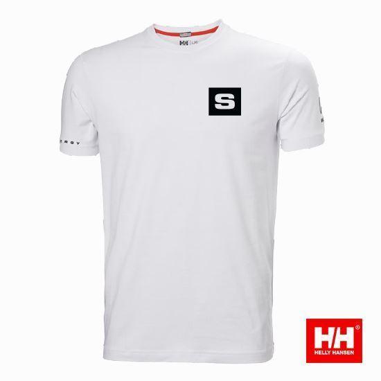 Image sur T-shirt M.C. kensington HH - 79246